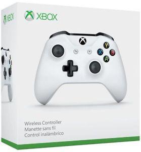 Kontroler bezprzewodowy Xbox One S - Biały