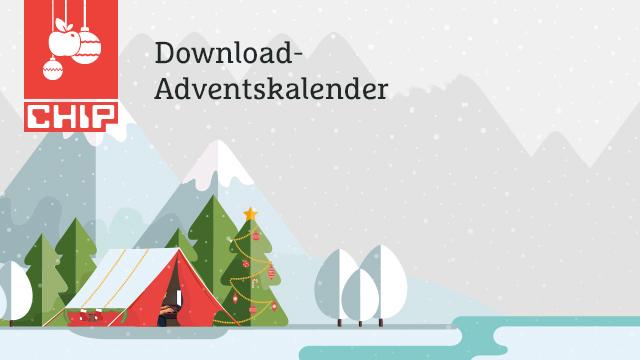 Kalendarz adwentowy - codziennie nowy program za free na Windows