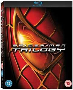 Spider-Man - Trylogia (Blu-Ray) @ ZOOM