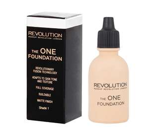 Makeup Revolution The One Foundation Podkład Shade 8 lub 9