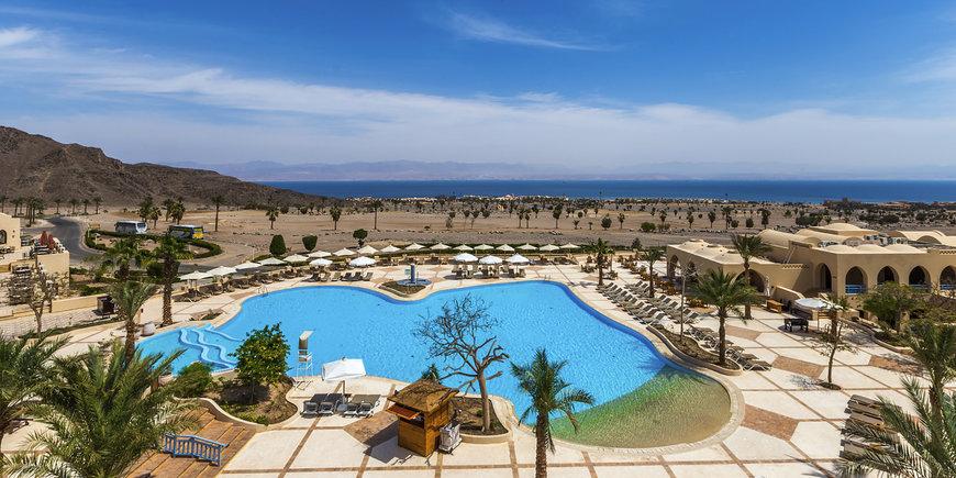 Egipt (Taba) El Wekala Aqua Park Resort (4*) wylot 05.12 na 8 dni