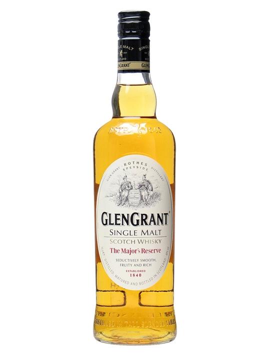 Whisky single malt Glen Grant 0,7l za 44,99zł @ Lidl