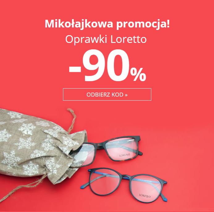 KODANO Optyk - Oprawki Loretto -90% DARMOWA DOSTAWA! (MWZ180)