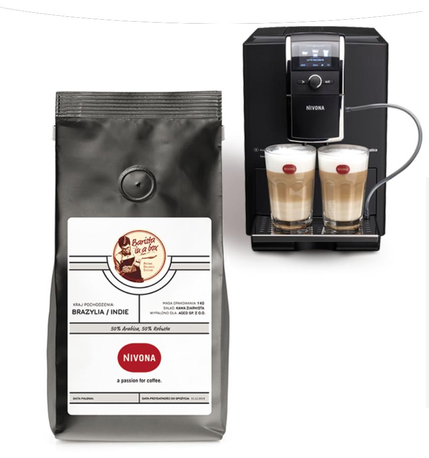 Darmowa kawa do ekspresów Nivona