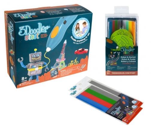 TM Toys 3Doodler zestaw podstawowy + gratisy za 119zł @ al.to