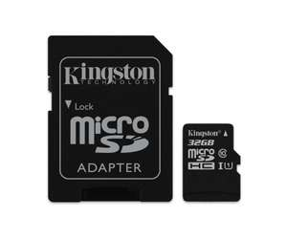 Karta Kingston microSDHC Class10 32GB za 35,99 zł @ x-kom