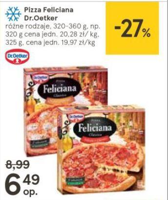 Pizza Feliciana Dr. Oetker - różne rodzaje