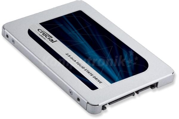 """Dysk ssd 2,5"""" Crucial MX500 250GB Komputronik 5lat GW"""