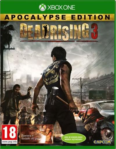 Dead Rising3 Apocalypse Edition [Xbox One] za 81,90zł z wysyłką @ Gram