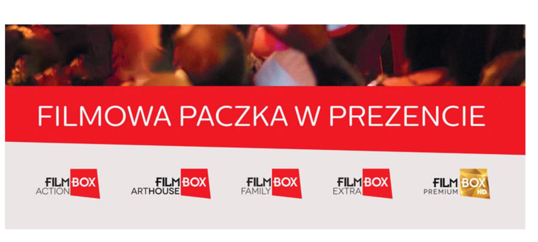 Pakiet FilmBox oraz Filmbox on Demand za darmo przez tydzień dla abonentów UPC