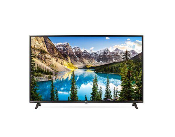Telewizor LG 49UJ6307 4K HDR 49 cali