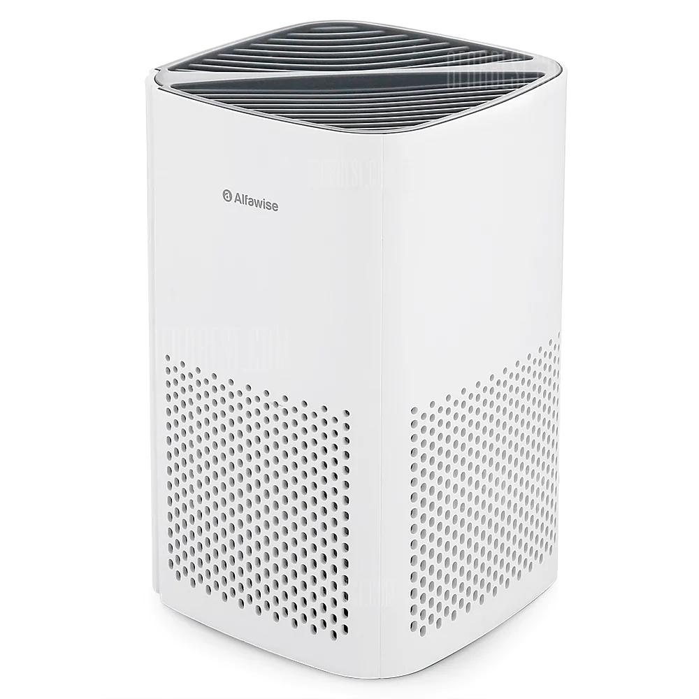 Oczyszczacz powietrza Alfawise P1 HEPA Mini - 43$