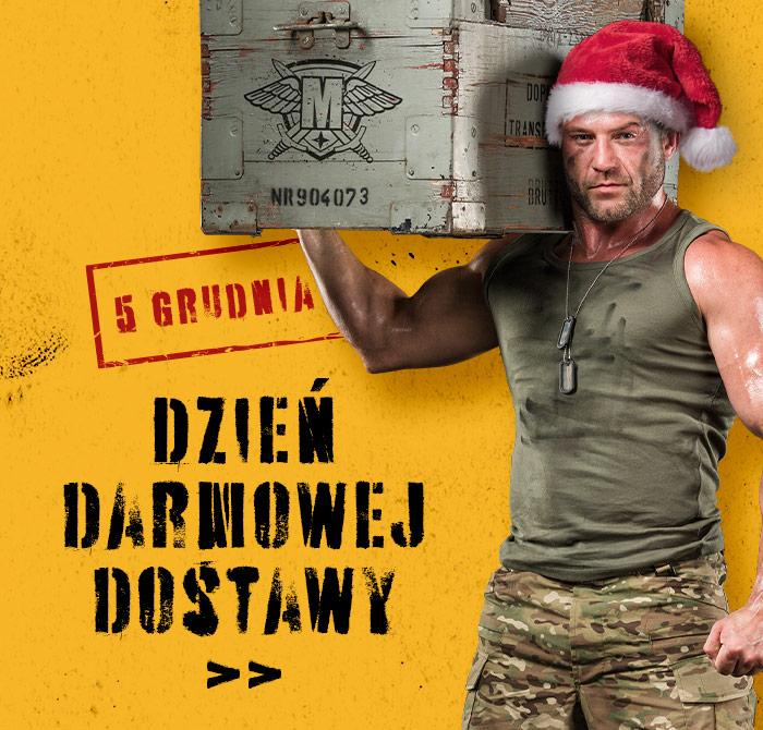 DZIEŃ DARMOWEJ DOSTAWY 2018 w Militaria.pl!