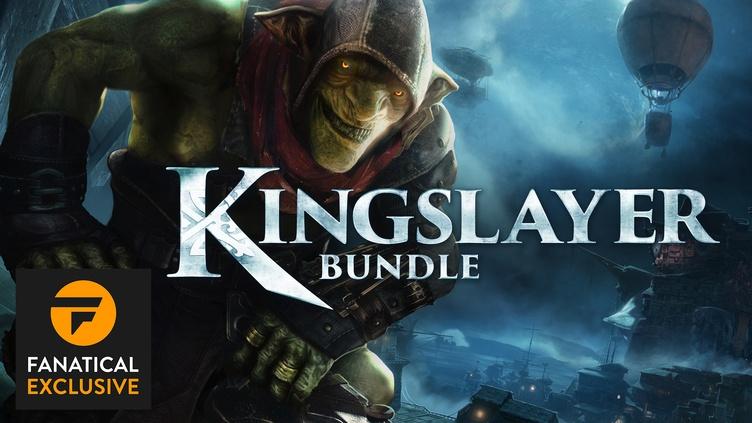 Fanatical – Kingslayer Bundle [PC - Steam]