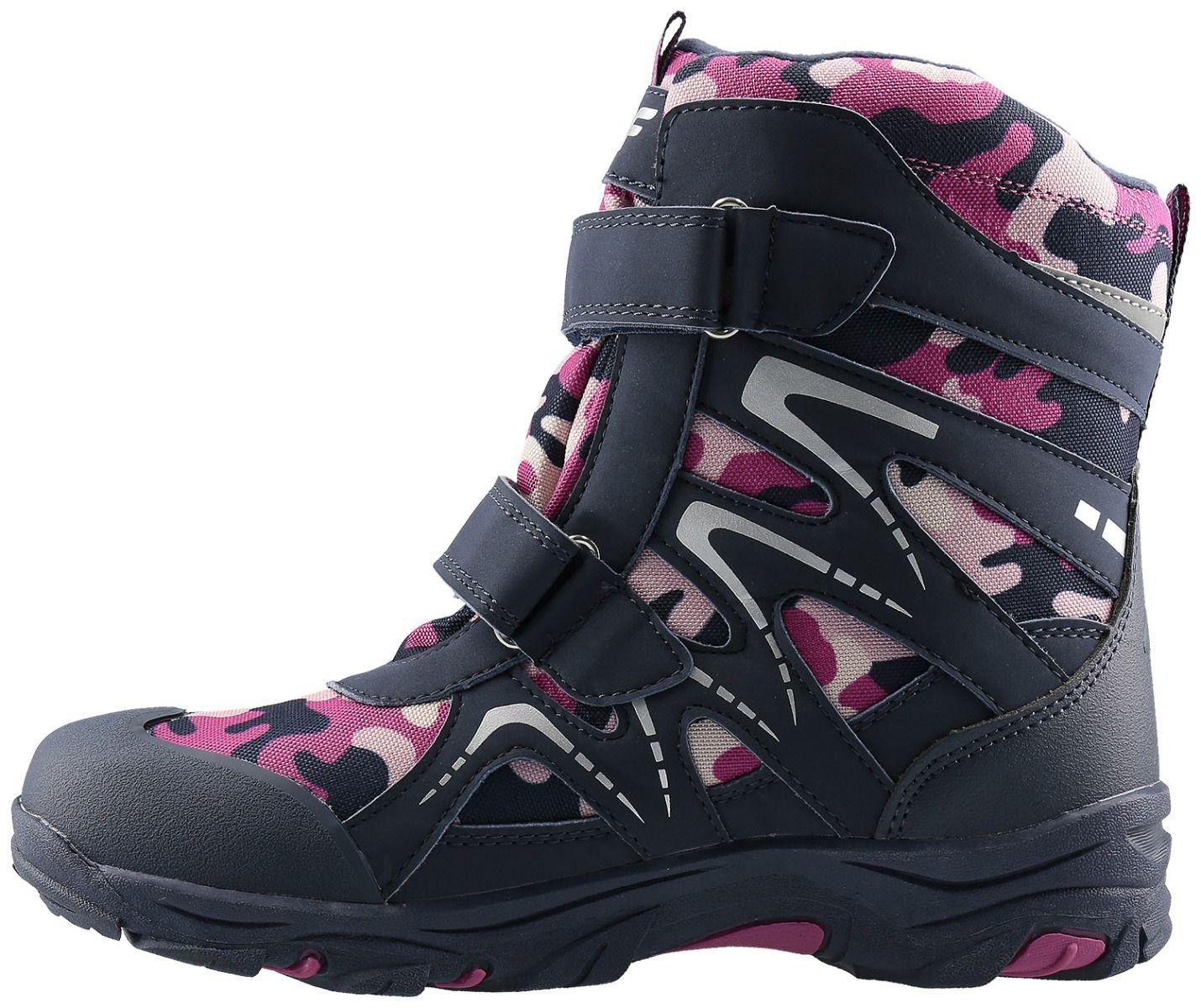 Buty zimowe dla dziewcząt - pełna rozmiarówka (30-38), darmowa dostawa @4F