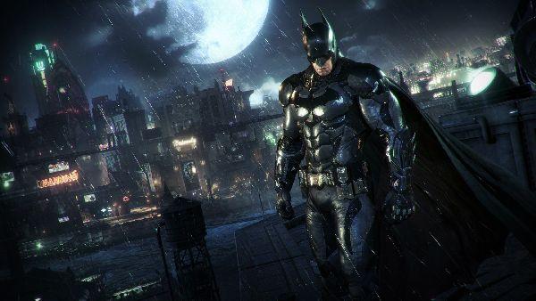 Wszyscy posiadacze Batman Arkham Knight na Steama otrzymają za darmo 4 gry z Batmanem