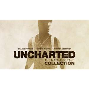 Uncharted: Kolekcja Nathana Drake'a (PS4) za ok. 150zł @ Boxed Deal