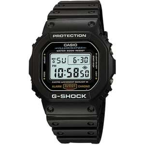 Casio G Shock-DW-5600e-1