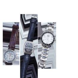 Zegarek męski z chronografem @ Biedronka