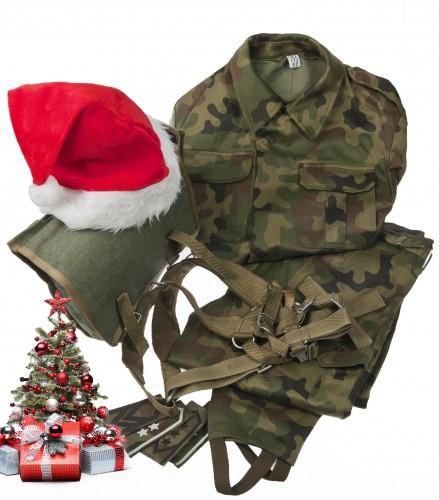 Zestaw  świąteczny- mundur plus torba :-)