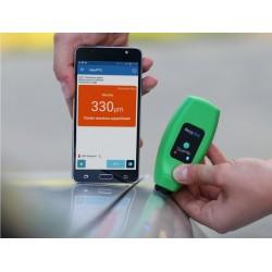 Miernik lakieru NexPTG Economic Plus - Bluetooth / Sonda kulkowa / - 41 PLN / Darmowa dostawa