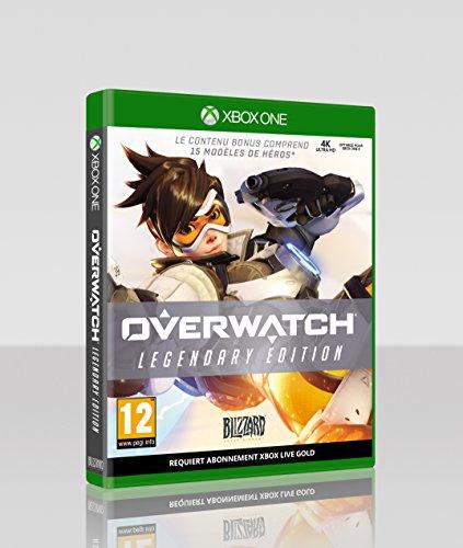Overwatch Legendary Edition [Xbox One, Playstation 4, PC] za ~101zł z wysyłką @ Amazon