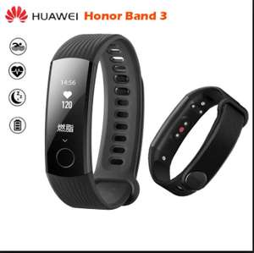 Huawei Honor Band 3. Z Czech za 100 zł