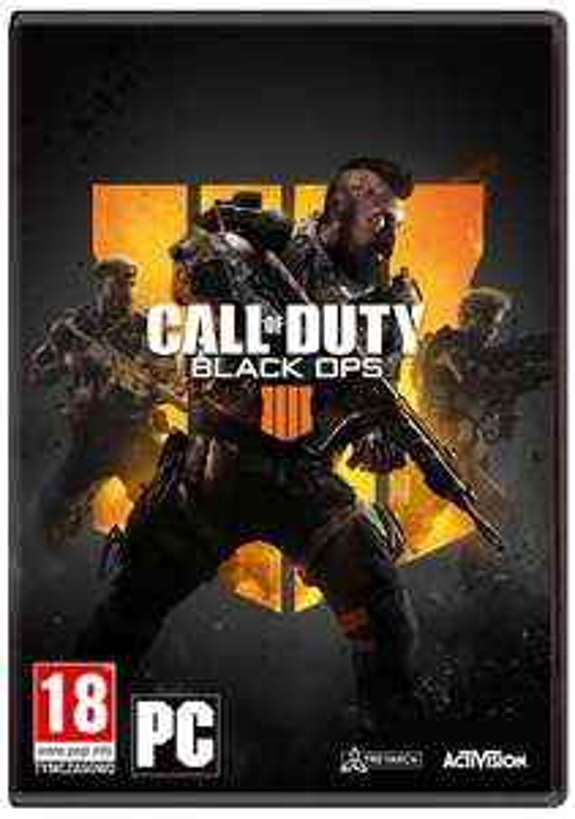 Call of Duty Black Ops IIII IV 4 (bez trybu Zombie) za 29,99€ w battle.net