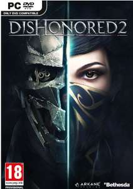 Dishonored 2 @CDkeys (Steam)