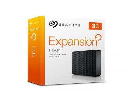 """Dysk zewnętrzny Seagate 3TB Expansion (3,5"""") z USB 3.0 za 375zł @ Satysfakcja"""