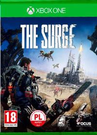GRA The Surge (Xbox One XONE) - pudełko