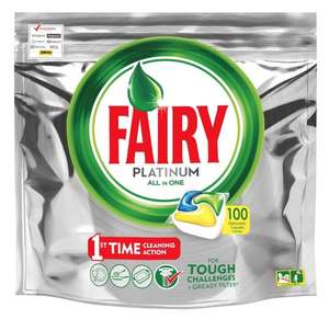 Fairy Platinum tabletki do zmywarki 100szt.