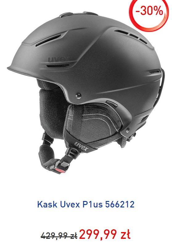 Kask Uvex P1us 566212