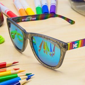 Okulary przeciwsłoneczne Knockaround -40%