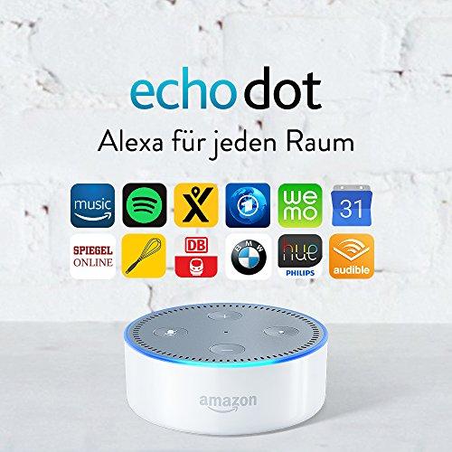 Amazon Echo Dot 2 Last Minute Angebote Amazon.de