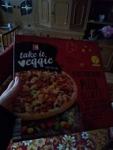 Pizza k take it veggie Kaufland