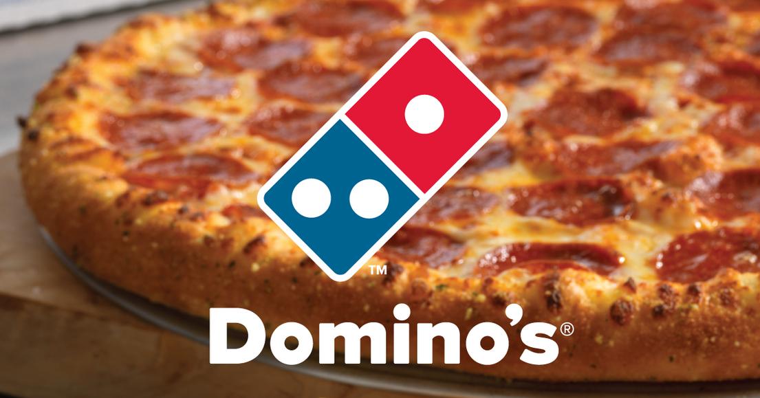-50% na wszystkie pizze zamawiane przez Domino's BOT