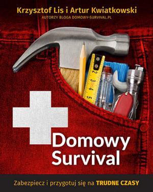 Książka Domowy Survival K.Lis A.Kwiatkowski
