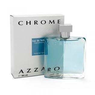 AZZARO Chrome 100ml spray (Woda toaletowa dla mężczyzn) z darmową dostawą do paczkomatów