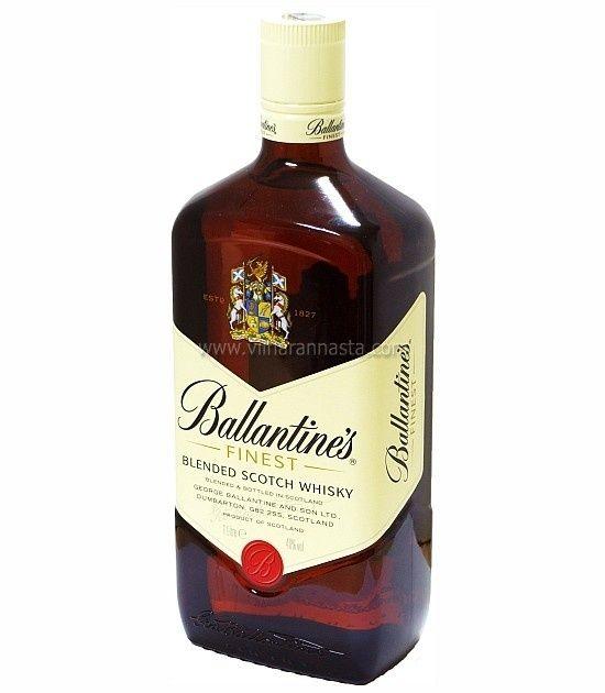 Whisky Ballantines 1l przy zakupie 2 sztuk Biedronka