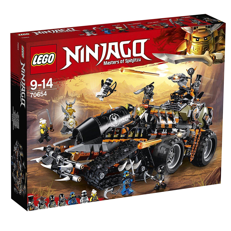 Amazon it - lego 70654 Dieselnaut