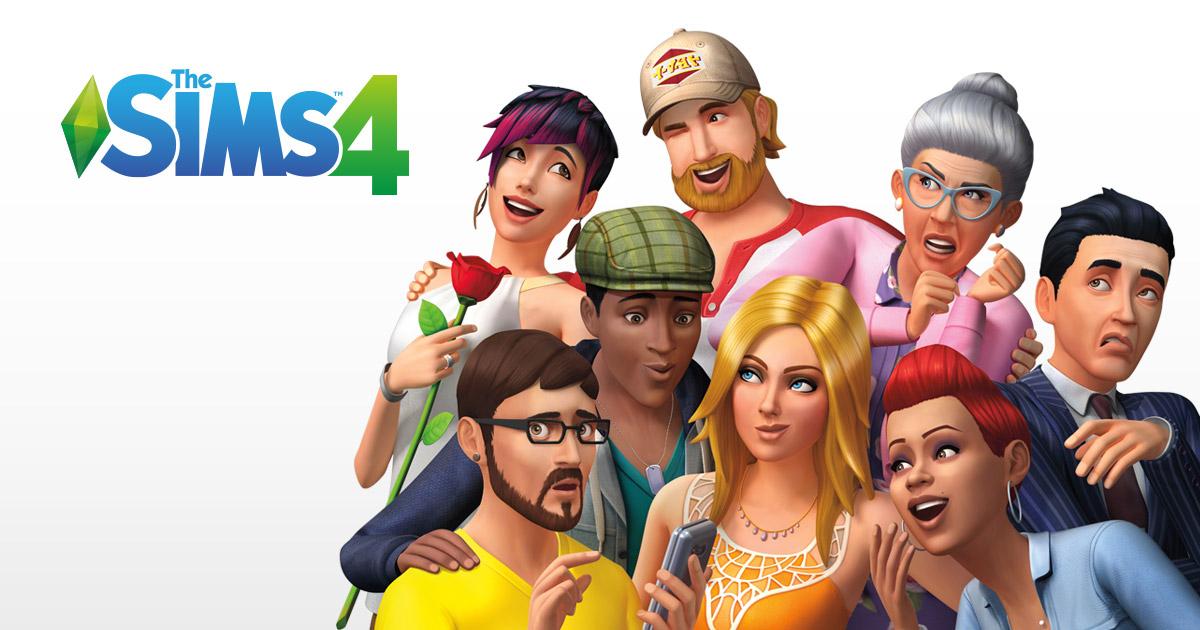 The Sims 4 PC Origin