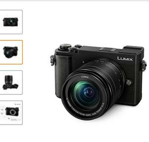 Panasonic Lumix DC-GX9M + 12-60mm f/3.5-5.6 czarny