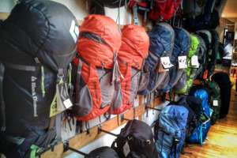 Mój wybór plecaków turystycznych w przecenach na Amazon - Thule, Deuter, Jack Wolfskin, Osprey