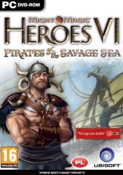 Might & Magic Heroes VI Pirates of the Savage Sea PL PC za 1,00 zł !!!