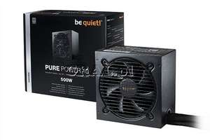 Zasilacz 500W be quiet! Pure Power 10 (80PLUS Silver)