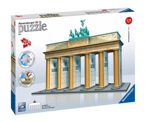 Puzzle 3D Brama Brandenburska Ravensburger