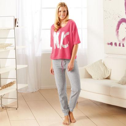 Damskie spodnie welurowe za 26,99zł @ Aldi