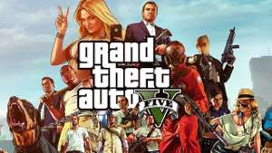 Grand Theft Auto V na Steama (GTA V)