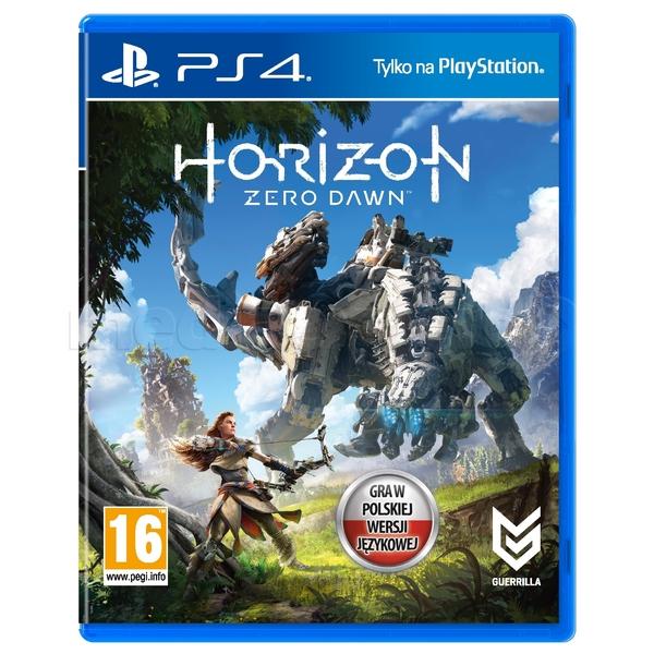 Horizon Zero Dawn PL PS4 - 79 PLN (86,99 PLN z dostawą) / Complete Edition 119 PLN (darmowa dostawa)